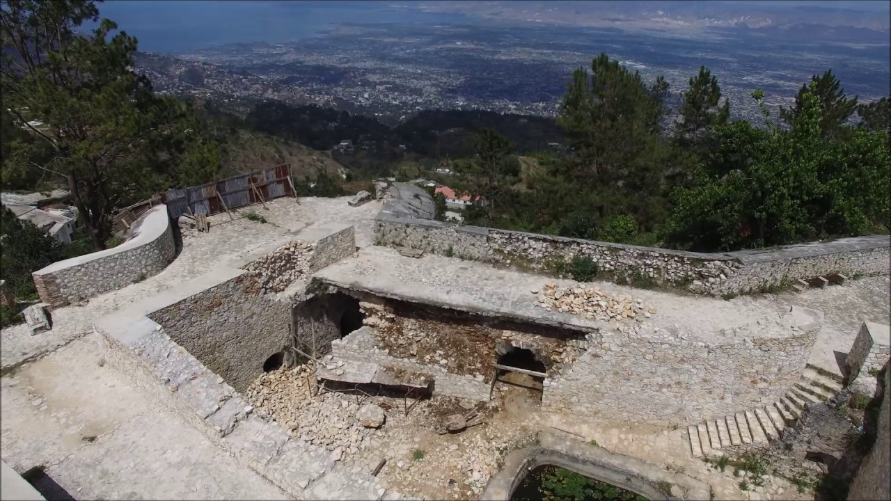 Fort Jacques Haiti, March 2017 by Wisly - YouTube