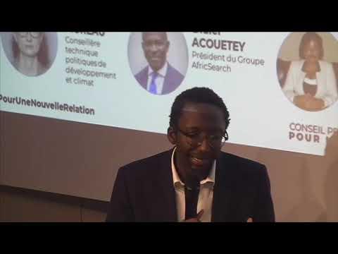 Grand temoin - Hervé Berville /#PourUneNouvelleRelation 30.11.18/Conseil présidentiel pour l'Afrique