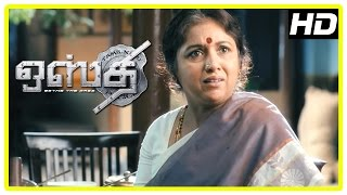 Osthi Tamil Movie | Revathi Scenes | Simbu | Jithan Ramesh | Sonu Sood | Nasser