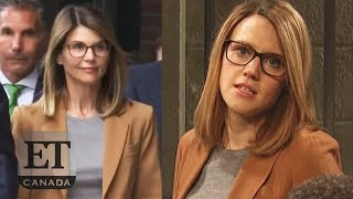 Lori Loughlin Pleads Not Guilty, 'SNL' Parody