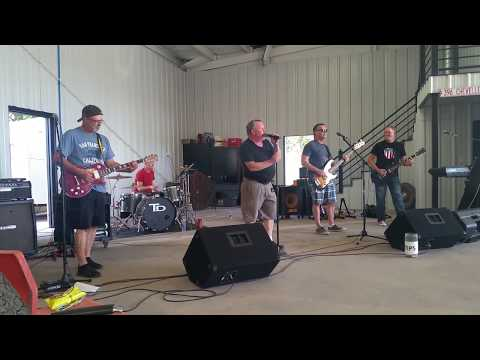 Oklahoma Breakdown (Stoney Larue) Cover by Dirty F N Joke Band 7/4/2017.mp4
