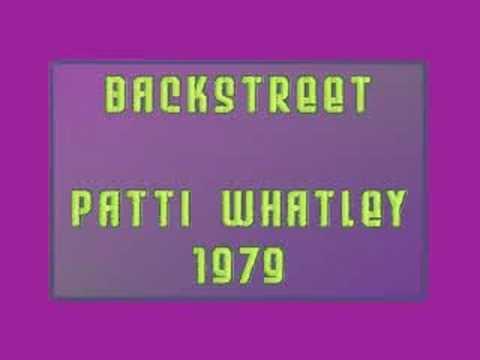 Patti Whatley - BACKSTREET