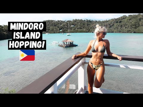 UNKNOWN Filipino Island Hopping PARADISE!? MINDORO is INCREDIBLE!