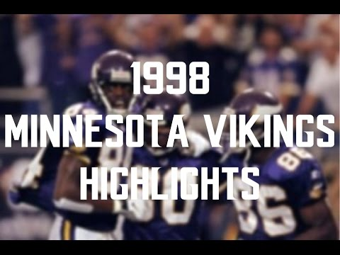 1998 Minnesota Vikings Highlights
