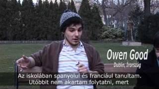 Du jú szpík inglis? Beszélek madzsarul. A nyelvészek varázsgombája