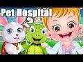 Baby Hazel Pet Hospital 2 Game Trailer | Fun Game Videos By Baby Hazel Games