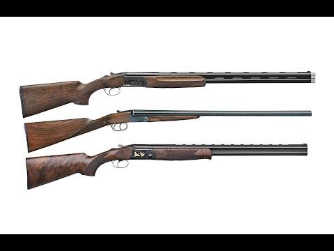 FAIR shotguns (Italian Firearms Group) - Carrera One, Iside Basic and  SLX 600 Deluxe Black