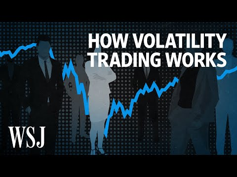 Volatility Trading: The Market Tactic That's Driving Stocks Haywire | WSJ