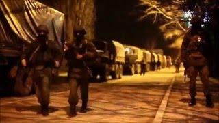 Как оккупировала россия Крым. Материал для Гааги.