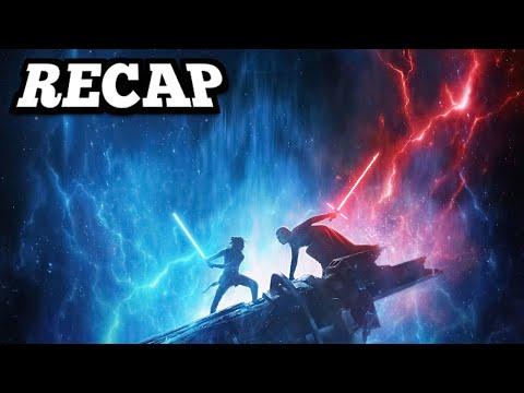 STAR WARS: EPISODES 1-8 RECAP (The Rise Of Skywalker)