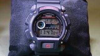 Наручные часы Casio G-Shock DW9052-1V(http://zombiehunter.ru/catalog/casiogshock/gshock-dw9052-1v.html - подробнее о часах. Наручные часы Casio G-Shock DW9052-1V оснащены ..., 2013-12-26T20:27:30.000Z)