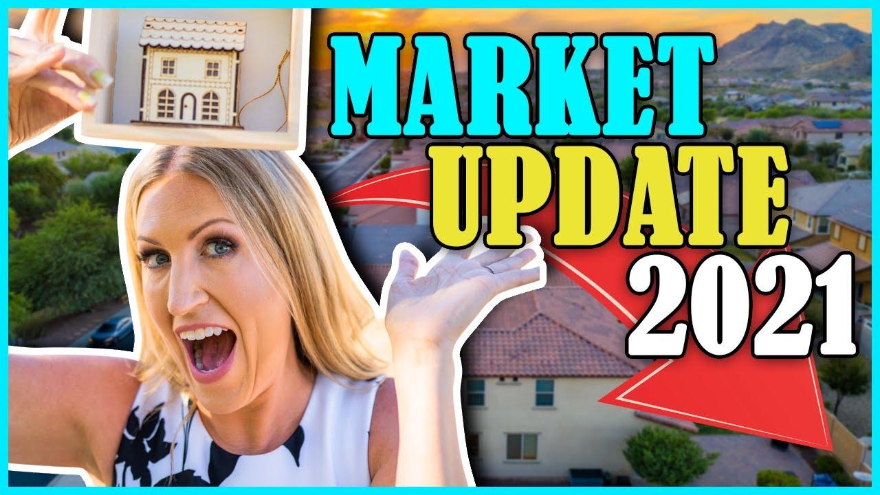 Housing Market Update Maricopa County 2021