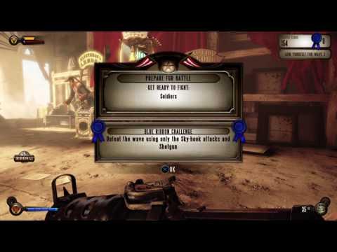 BioShock Infinite Clash In the Clouds DLC |