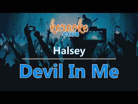 Halsey - Devil In Me (Karaoke Version)