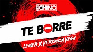 IAMCHINO ➕ Lenier ➕ Veronica Vega -  Te Borre ⛔ [Lyric Video]