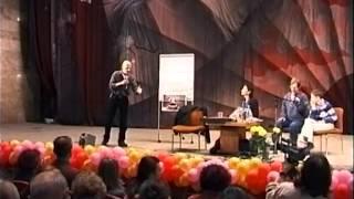 Арни и Эми Минделл в Москве 2004 1