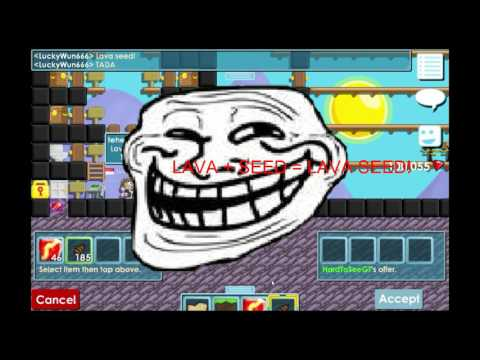 PLAYING GRUTUPIA! Again ;) In Here We Re Gonna Troll HardToSeeGT [Growtopia Gamplay Troll]#Eps4