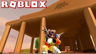 🌟NEW🌟 MUSEUM ROBBERY SNEAK PEEK!! | Roblox Jailbreak