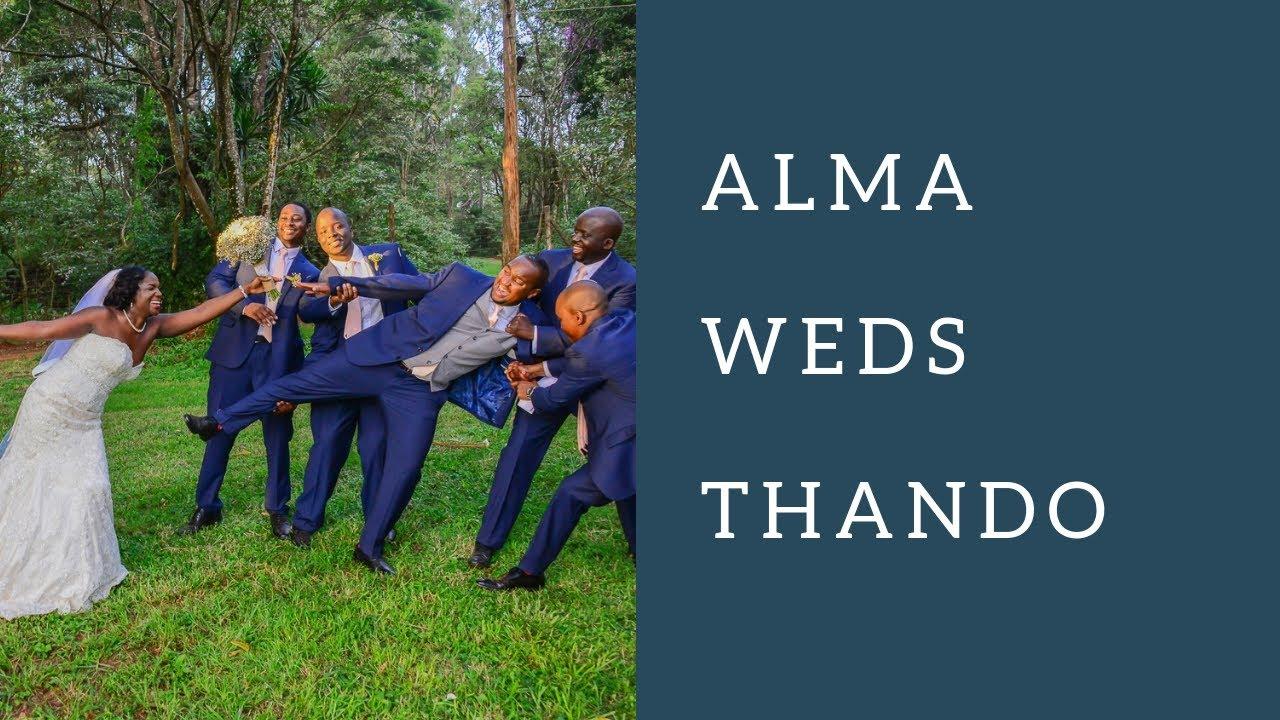 Alma Weds Thando Highlights