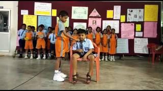 A speech given at St.Michael School, Madurai by Alan Jones. Alan Jo...
