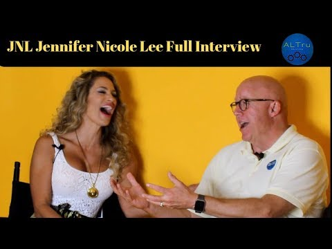 JNL Jennifer Nicole Lee full Interview