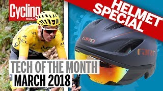 Tech of the Month: March 2018 | Giro, Kask, POC & Cannondale | Helmet Special | Cycling Weekly
