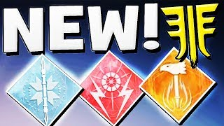 Destiny 2 - ALL NEW SUPERS IN FORSAKEN !!! thumbnail