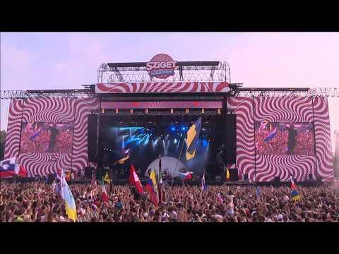 Imagine Dragons- Sziget Festival 2014