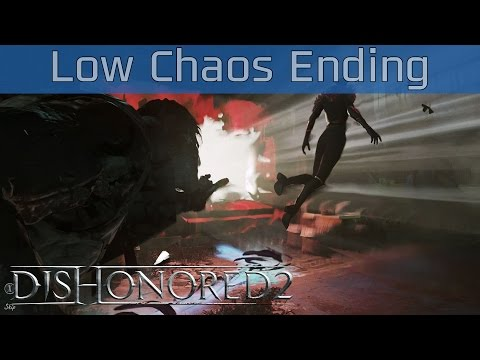 Dishonored 2 - Low Chaos Ending and Credits [HD 1080P/60FPS]