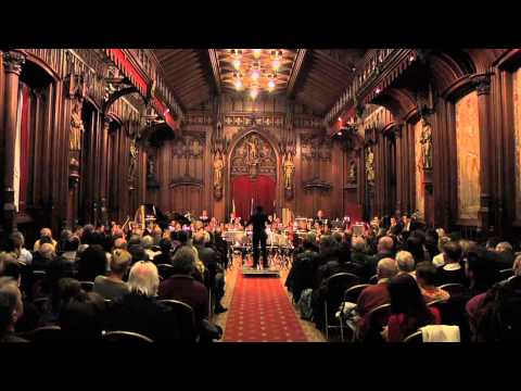 BELGIAN NATIONAL ORCHESTRA@BRUSSELS TOWN HALL, 25/03/2011