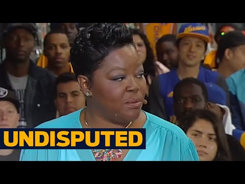 Wanda Durant explains her son Kevin Durant's decision to go to Golden State   UNDISPUTED
