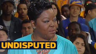 Wanda Durant explains her son Kevin Durant