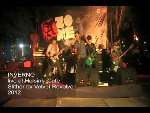 INVERNO - Slither by Velvet Revolver - Live at Helsinki Cafe