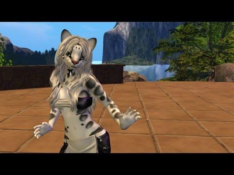 SL Furry Dance - Zabava