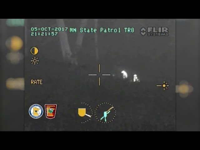 MSP Video: State Patrol Helps Find Missing Two-Year-Old Boy in Stearns County