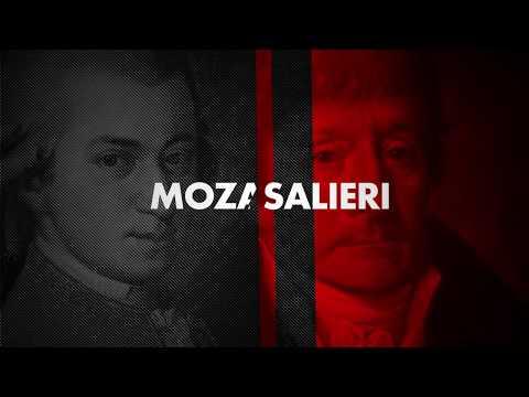 Mozart et Salieri - Bande annonce