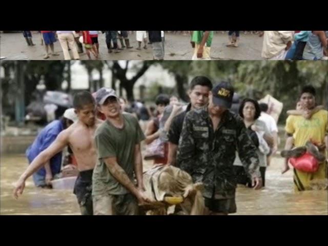 Typhoon Pablo anniversary