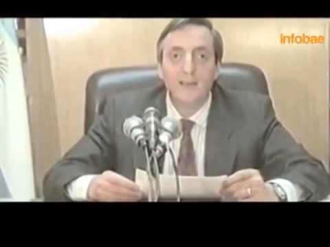 Nestor Kirchner -  tengo 600 millones de pesos