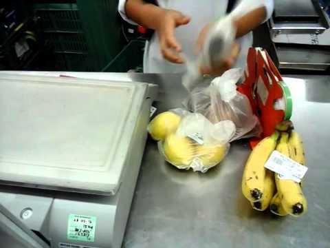Supermarket in KL