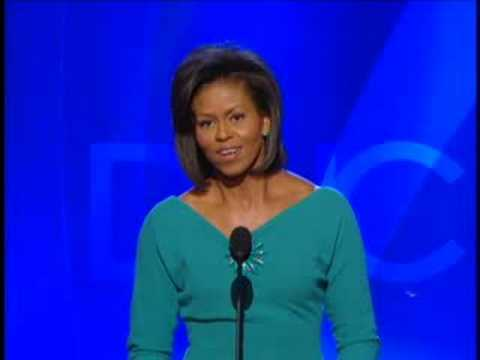 Michelle Obama's Big Moment