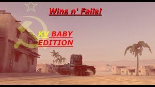 World of Tanks Blitz! Wins n' Fails #4! \