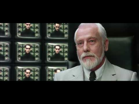 The Matrix Reloaded - The Architect Scene 1080p Part 1
