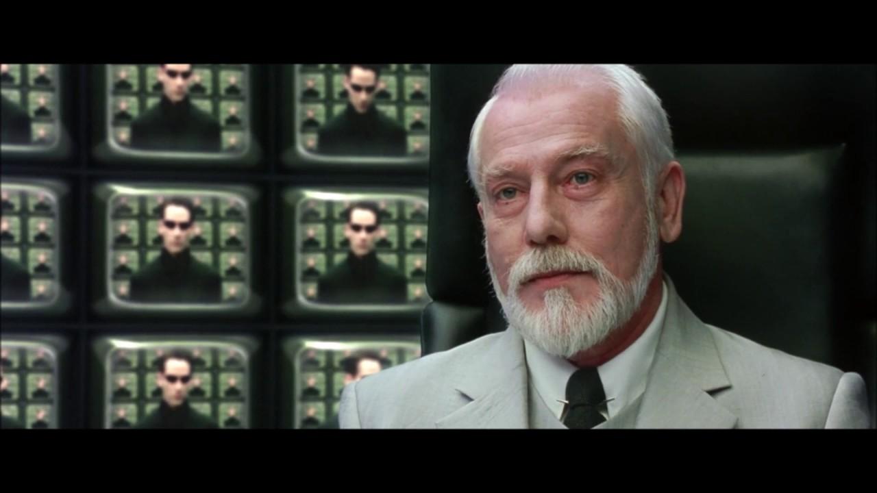 Download The Matrix Reloaded - The Architect Scene 1080p Part 1