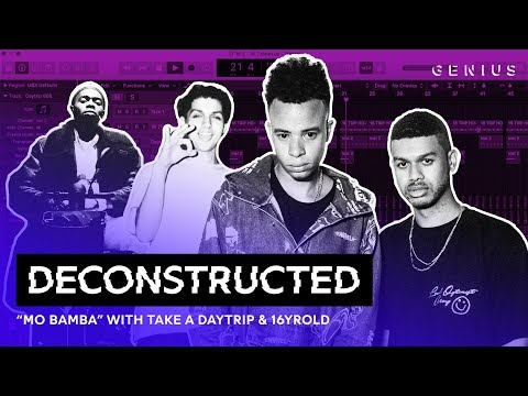 "The Making Of Sheck Wes' ""Mo Bamba"" With Take A Daytrip & 16yrold 