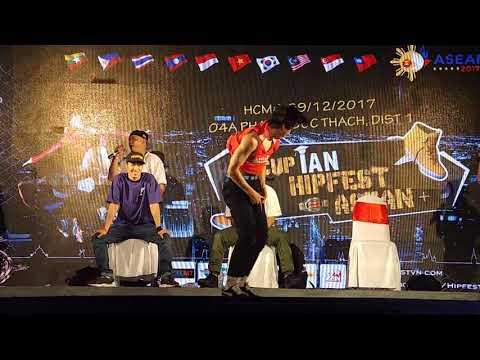 judgeshow bboy | Final iAN Hipfest 9/12/2017