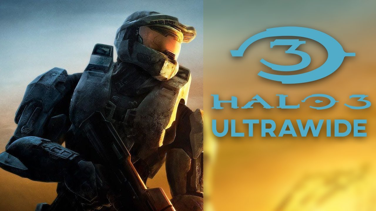 Halo 3 - 32:9 Showcase | Ultrawide