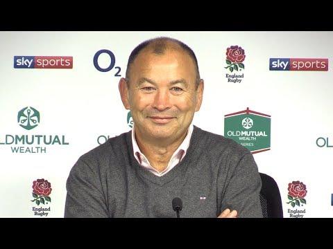 England v Samoa - Eddie Jones Full Post Match Press Conference
