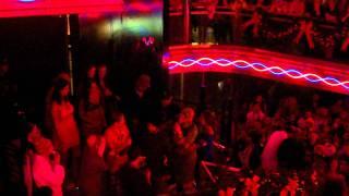 Backstreet Boys Cruise 2011 - PJ Party