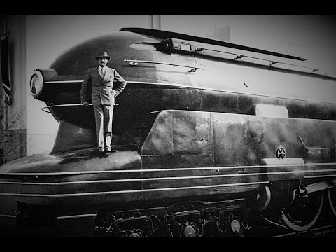 PRR S1 #6100 - The Fastest Steam Engine In The World ( Trainz ) |