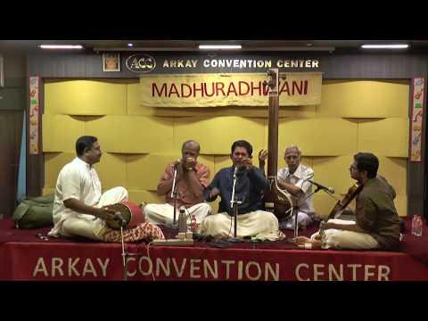 Arkay Convention Center's VII Anniversary -Prasanna Venkatraman Vocal